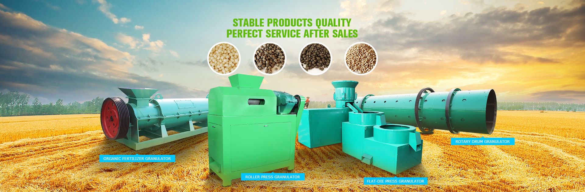 All Fertilizer Machines