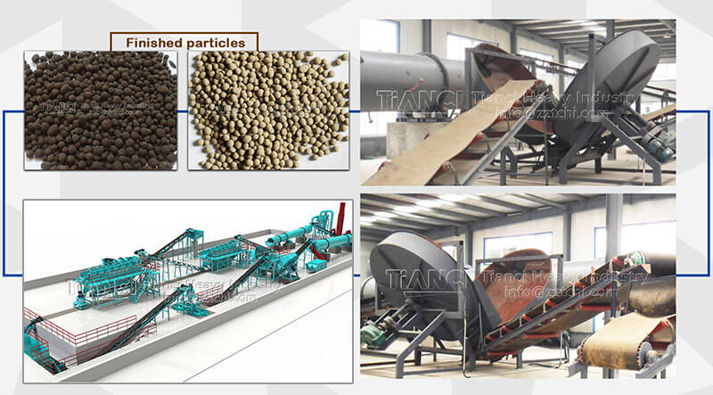 bio organic fertilizer production technology
