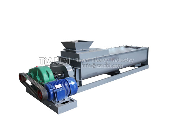 Double-shafts Horizontal Mixer