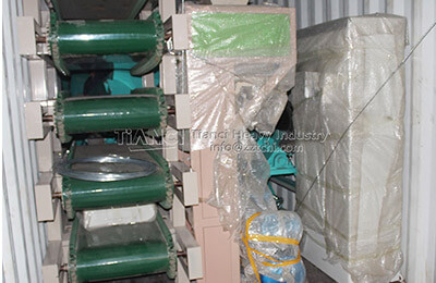 Packing machine to Nigeria